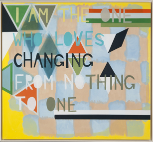 Kim van Norren I am the one who loves changing from nothing to one (Leonard Cohen),