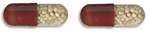 Plaatje van twee pillen